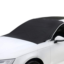 Magnetic Car Windscreen Cover Sun Shade Anti Snow Frost Shield as the picture
