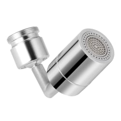 Splash-proof Faucet O Ring Valve 720-degree Rotating Water Tap as the picture