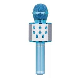 WS858 Portable Wireless Bluetooth Singing Microphone Speaker Mic No.2