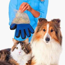 Borsthandske för Hund & Katt - Handske (Höger)