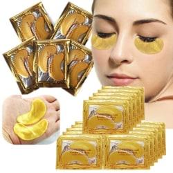 Ögonmask Crystal Collagen Gold 3-pack  ( 6st )