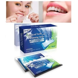 Tandblekning - Dental 360 Whitening Strips -28 pack