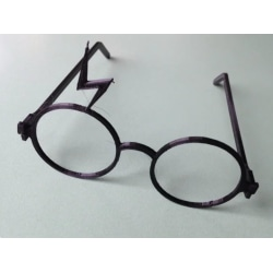 Färg:Naturell)Harry potter glasögon (glas ingår ej)