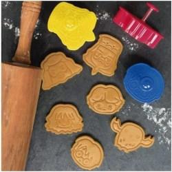 Färg: Random) Harry potter (kakformer