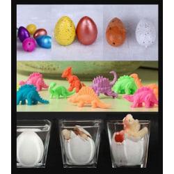 Grow a Dinosaur / Kläck en dinosaurs / blandade Djur  ägg 2st