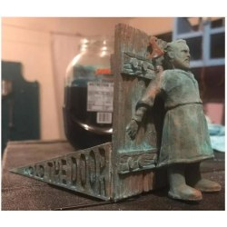 Hodor Door Stop (Game of Thrones inspired) build kit Vit one size