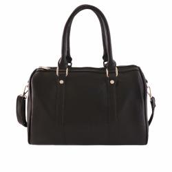 Handväska enkel design Svart one size