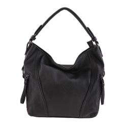Handväska / väska i konstläder Svart one size