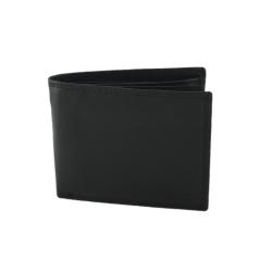 Plånbok, kalvskinn Svart one size