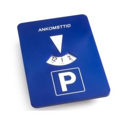 Automatisk P-Skiva Blå