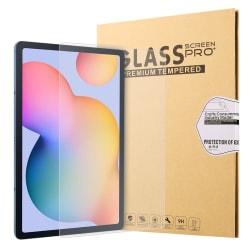Displayskydd i härdat glas till Samsung S7 Tab Transparent