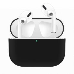 Silikonskal fodral för Apple Airpods PRO Svart Black one size