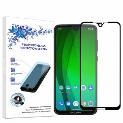 Skärmskydd i Härdat Glas för Motorola Moto G7 Plus Transparent one size