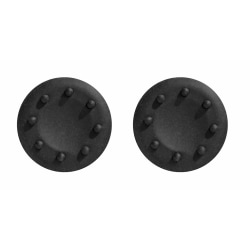 Thumb Grips 2st. för Xbox One/360 PS3/PS4/PS5 Svart one size