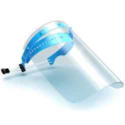10-Pack Visir - CE - Utbytbara Skyddsvisir - Skyddar Ansikte Mun Transparent