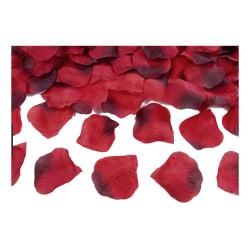 100-Pack - Rosenblad Blad Rosor - Röda