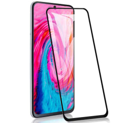 2-Pack Skärmskydd Samsung Galaxy A71 - Heltäckande Glas