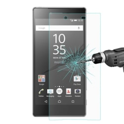 2-Pack Skärmskydd - Sony Xperia Z5 - Härdat Glas