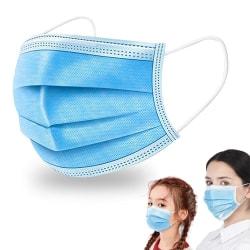 25-Pack - Munskydd Barn - CE Märkt - Skydd Mun - Mask Skyddsmask
