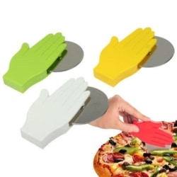 3-Pack - Pizzaskärare / Pizza Kniv - Slicer / Pizzaslicer