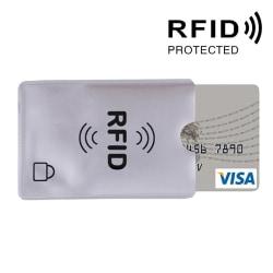 5-Pack RFID Skydd Blockerings Kort / Korthållare - Skyddar Kort