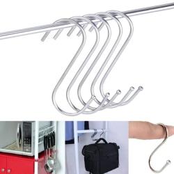 5st Hängare / Krokar för Klädupphängning / Klädhängare - 7cm