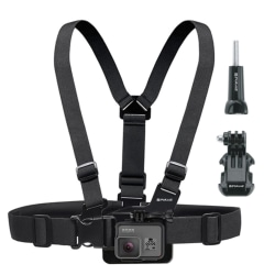 Bröstsele / Bröstfäste - Fäste för GoPro - Alla modeller