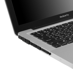 Dammskydd Plugg / Dammplugg för MacBook Pro, 9-Pack