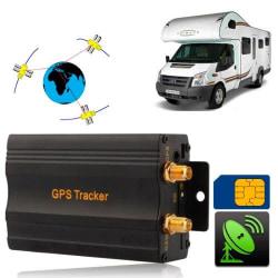 GSM/GPRS/GPS Tracker / Spårsändare - Sändare för Bilar