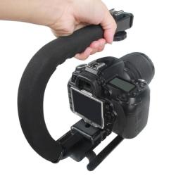 Handstativ Stabilisator C-form Steadycam / Stativ Kamera