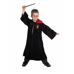 Harry Potter Deluxe - Barn - Maskeraddräkt - Medium
