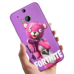 HTC One M8 - Skal / Mobilskal Fortnite