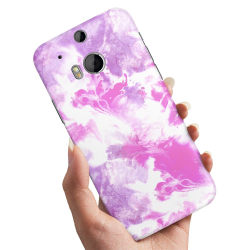 HTC One M8 - Skal / Mobilskal Marmor