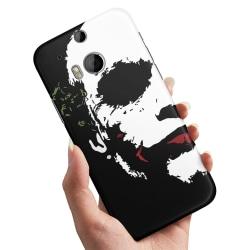 HTC One M8 - Skal / Mobilskal The Joker