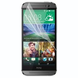 HTC One M9 Clear Skärmskydd
