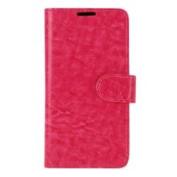 HTC One M9 Plånboksfodral Crazy Horse Rosa pink