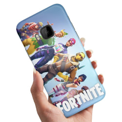 HTC One M9 - Skal / Mobilskal Fortnite