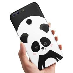 Huawei Honor 8 - Skal / Mobilskal Cute Panda