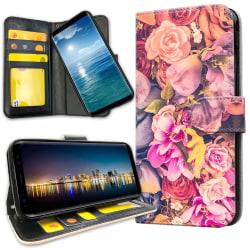 Huawei Mate 20 Lite - Mobilfodral Roses