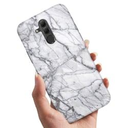 Huawei Mate 20 Lite - Skal / Mobilskal Marmor
