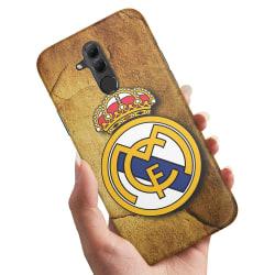 Huawei Mate 20 Lite - Skal / Mobilskal Real Madrid