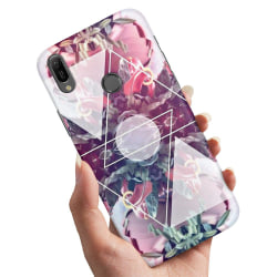 Huawei P20 Lite - Skal / Mobilskal High Fashion Design