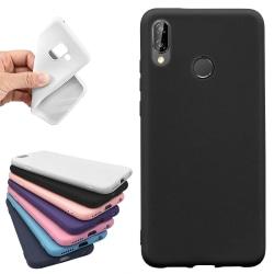Huawei P20 Lite - Skal / Mobilskal Lätt & Tunt - Flera färger Svart