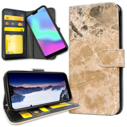 Huawei P20 - Mobilfodral Marmor