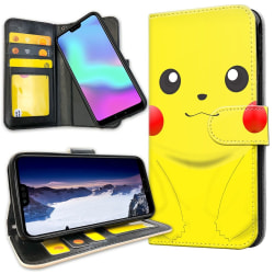 Huawei P20 - Mobilfodral Pikachu / Pokemon