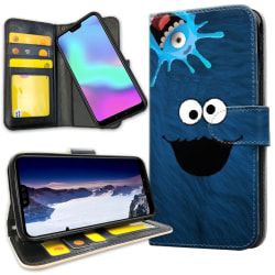 Huawei P20 Pro - Mobilfodral Cookie Monster