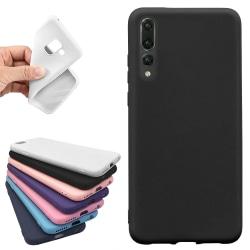 Huawei P20 Pro - Skal / Mobilskal Lätt & Tunt - Flera färger Svart