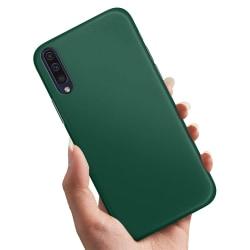 Huawei P20 - Skal / Mobilskal Mörkgrön
