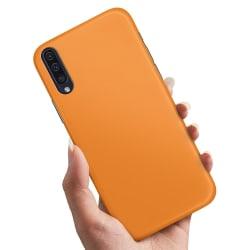 Huawei P30 - Skal / Mobilskal Orange Orange
