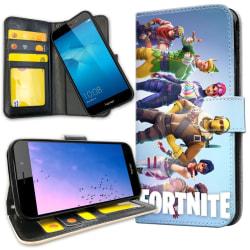 Huawei Y6 (2017) - Mobilfodral Fortnite